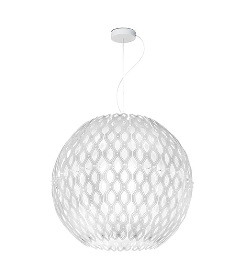 Charlotte Globe Slamp Lámpara de Suspensión