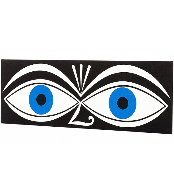 Eyes Vitra Environmental Wall Hanging