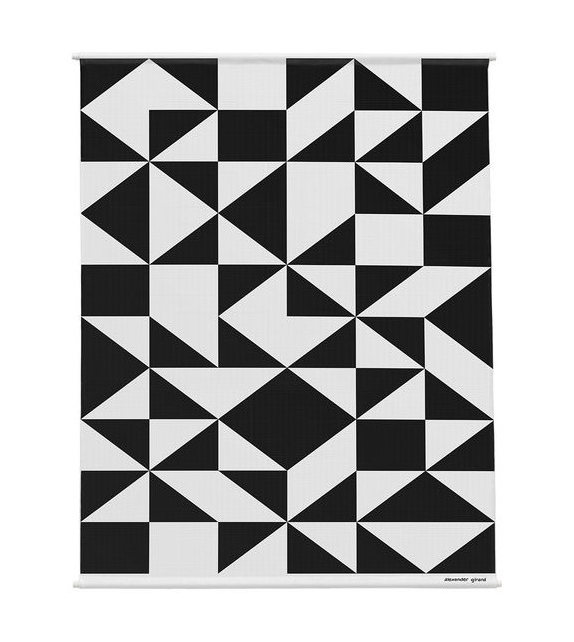Geometric A Vitra Environmental Wall Hanging