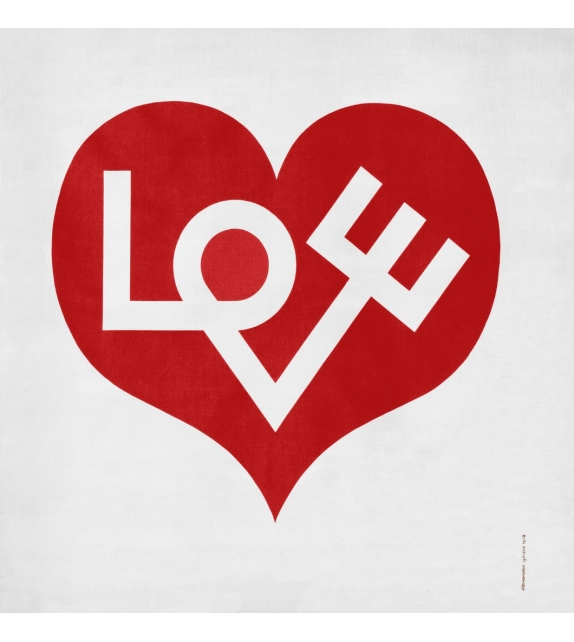 Love Heart Vitra Environmental Wall Hanging