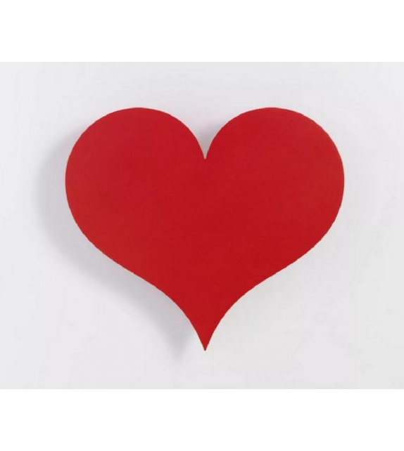 Vitra Metal Wall Relief Little Heart Decoration