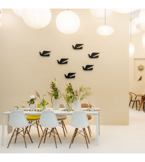 Vitra Metal Wall Relief Dove Decoration