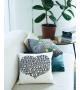 Graphic Print Pillows International Love Heart Vitra Cuscino