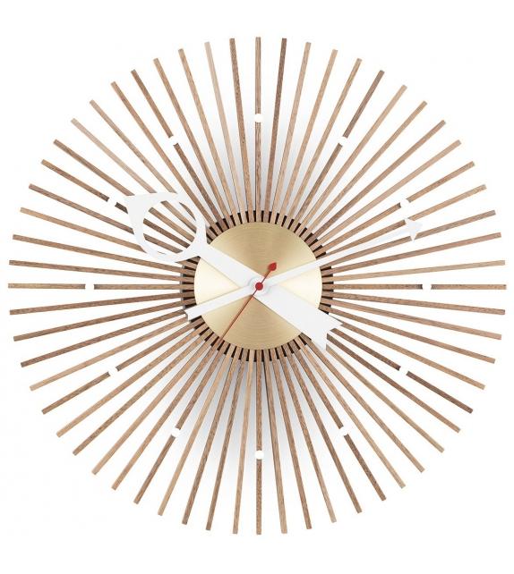 Popsicle Clock Vitra Uhr