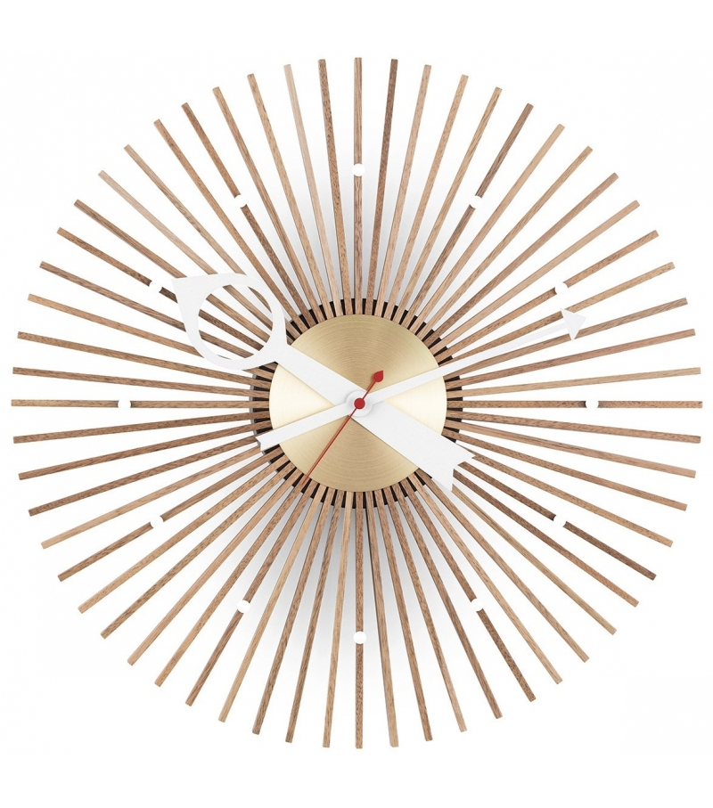 Popsicle Clock Vitra Reloj