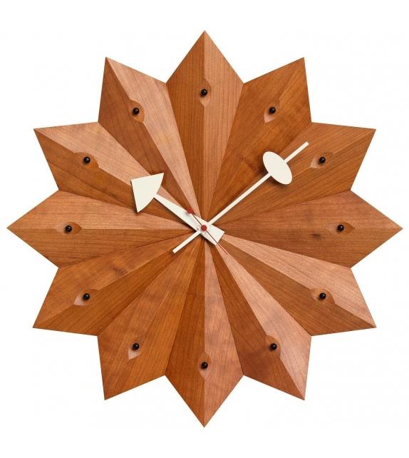 Fan Clock Vitra Uhr