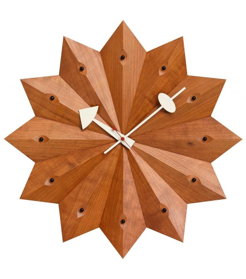Fan Clock Vitra Horloge