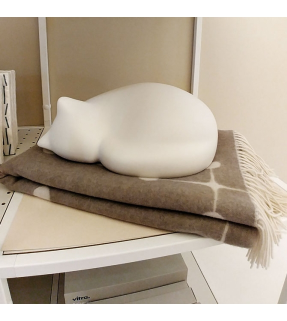 Resting Cat Sculpture Vitra