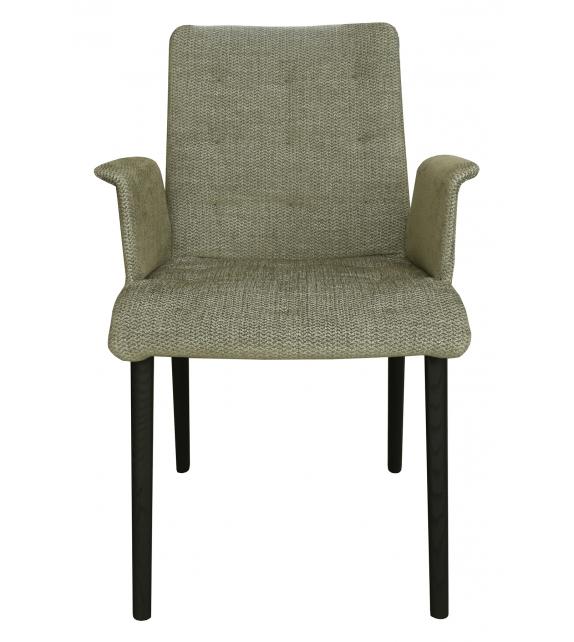 Ex Display - Walter Knoll Liz Wood Chair