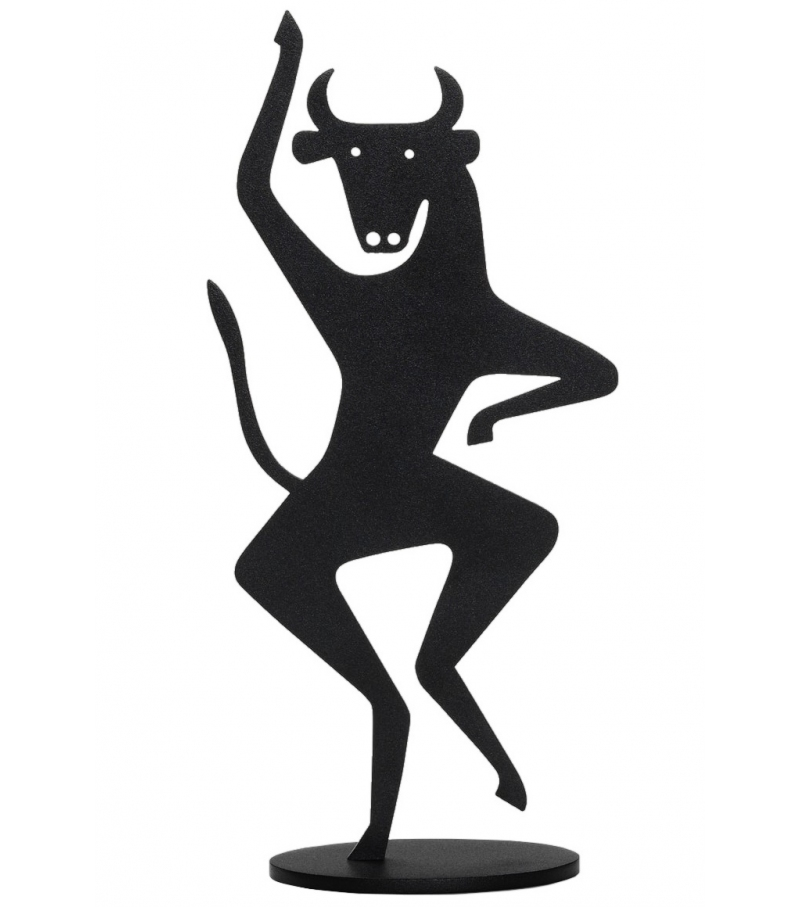Silhouettes Bull Sculpture Vitra
