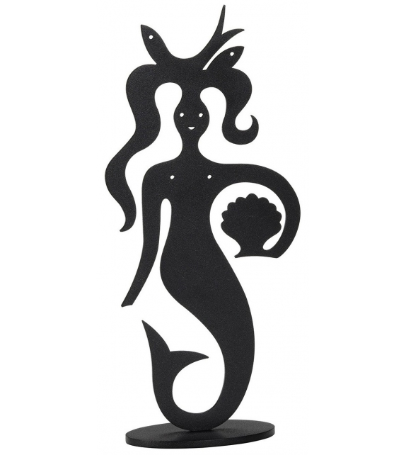 Silhouette Mermaid Vitra Scultura