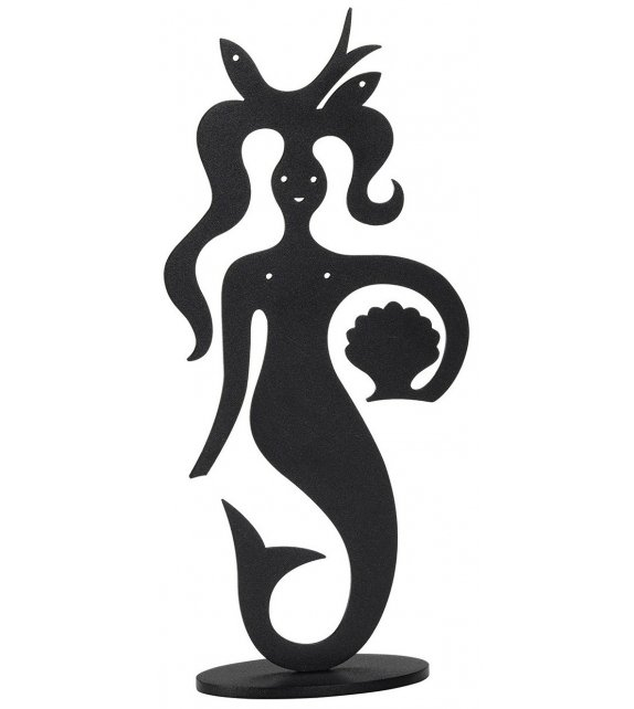 Silhouette Mermaid Vitra Scultura