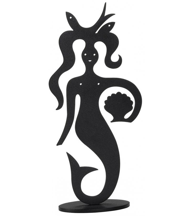 Silhouette Mermaid Vitra Skulptur