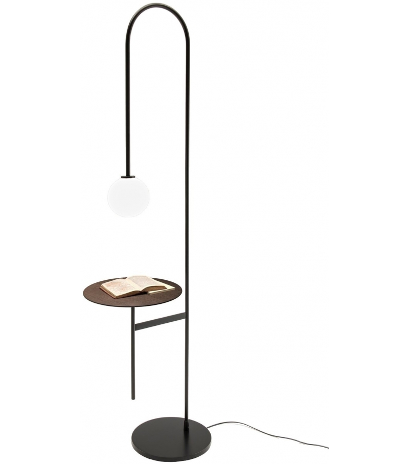 Light With a Table Living Divani Lampadaire