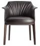 Archibald Dining Chair Poltrona Frau Armstuhl