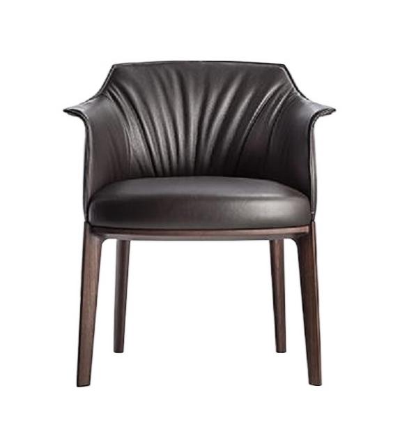 Archibald Dining Chair Poltrona Frau Sedia