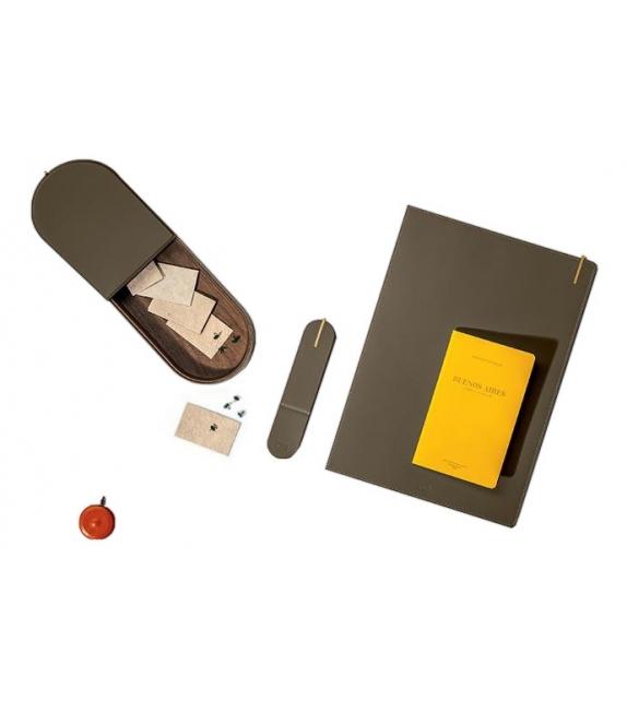 Poltrona Frau Gli Oggetti - Zhuang Desk Kit