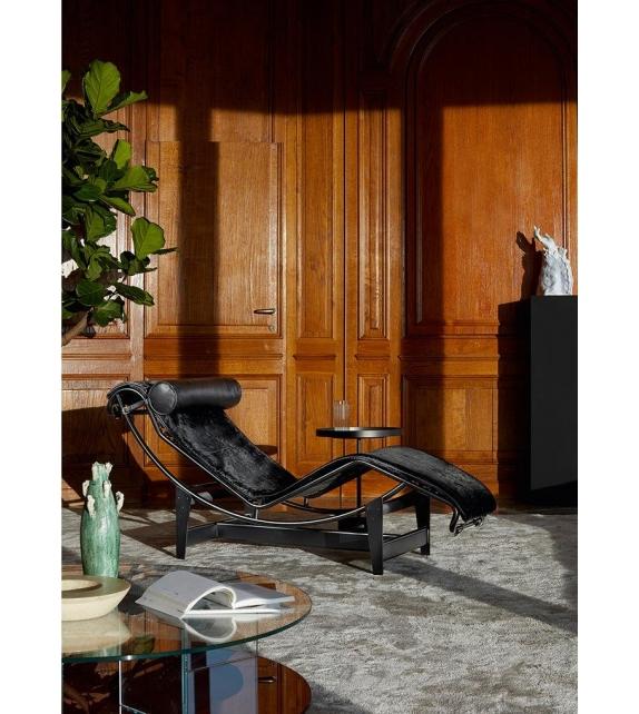 LC4 Noire Cassina Chaise Longue