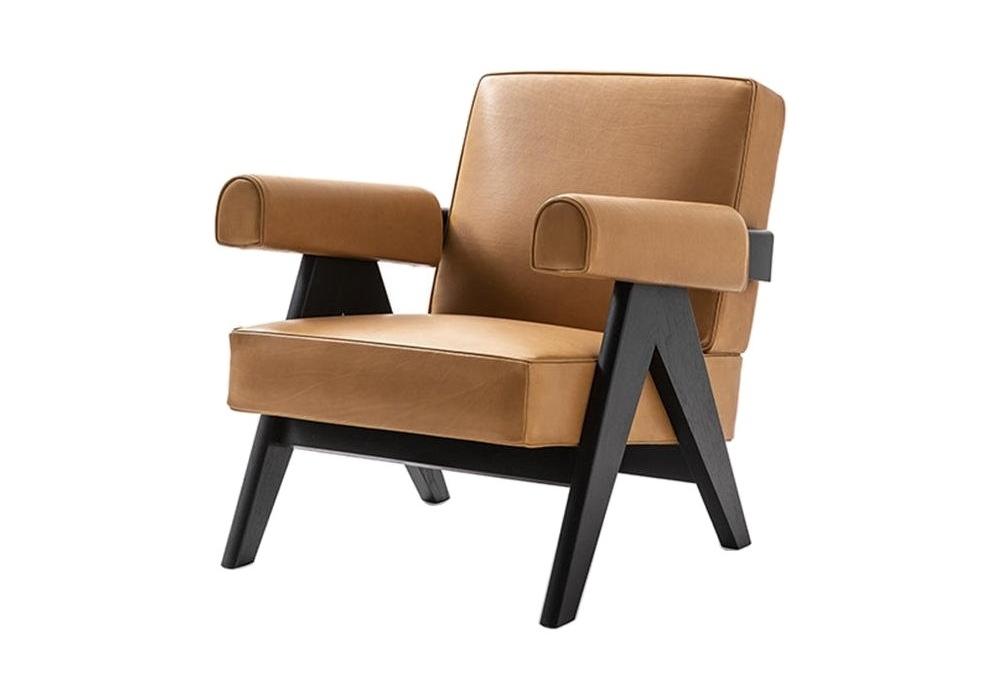 053 capitol complex armchair cassina poltrona milia shop for Cassina poltrone