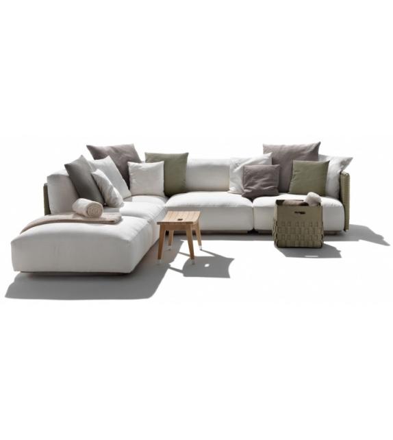 Eddy Flexform Outdoor Sofa