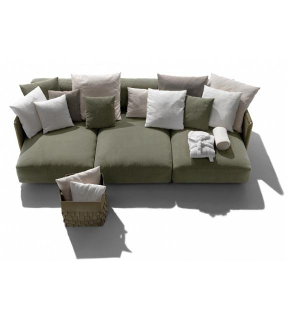 Flexform Eddy Outdoor Sofa