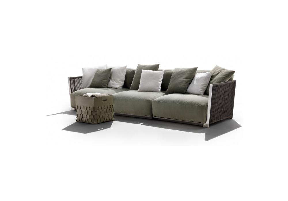 Flexform Vulcano Outdoor Sofa - Milia Shop