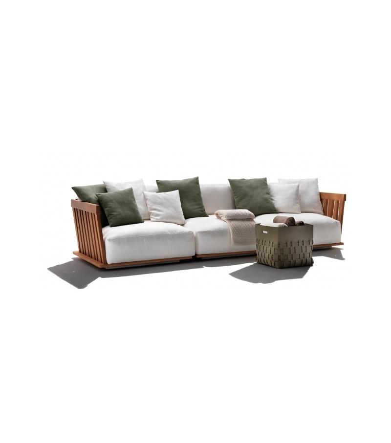 Flexform Zante Outdoor Sofa