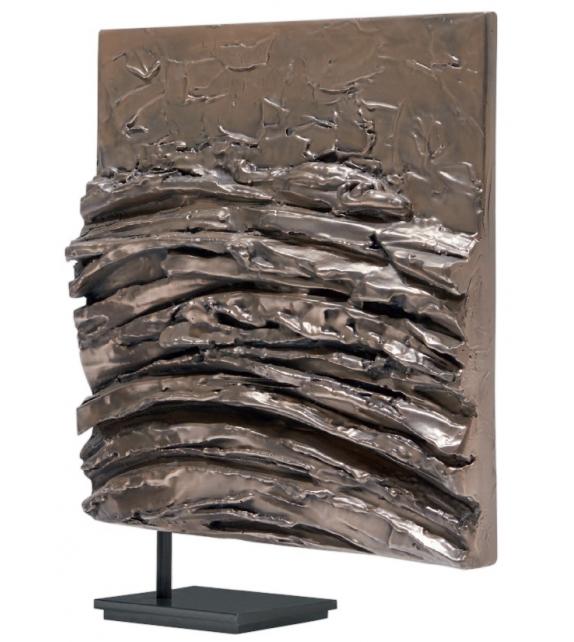Giorgetti Liquid Bark Sculpture