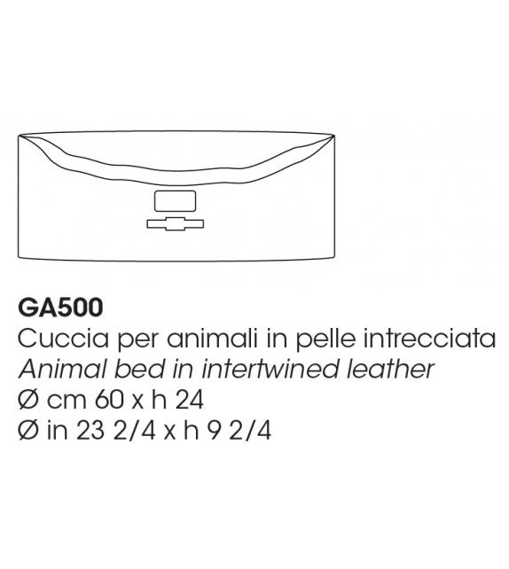 Giorgetti Bau'house Animal Bed