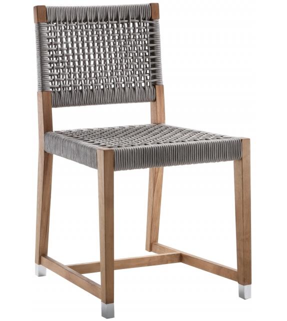 Dafne Outdoor Flexform Stuhl