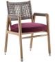 Ortigia Outdoor Flexform Chaise