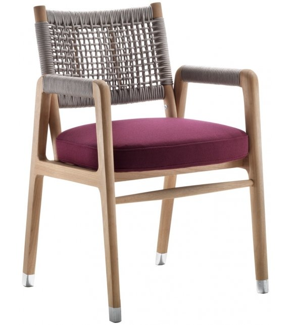 Chair Ortigia Outdoor Flexform