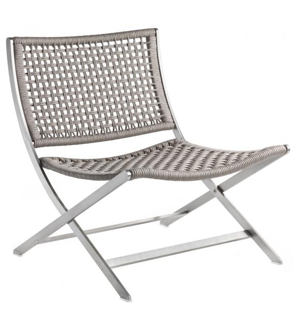 Peter Outdoor Flexform Armchair