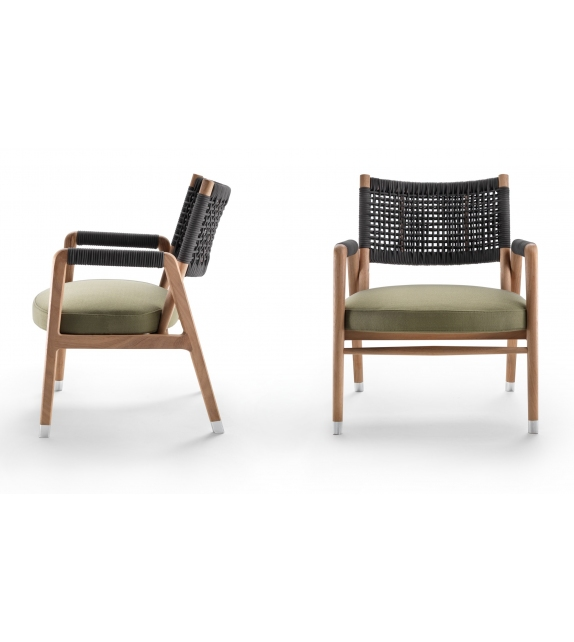 Ortigia Outdoor Flexform Armchair