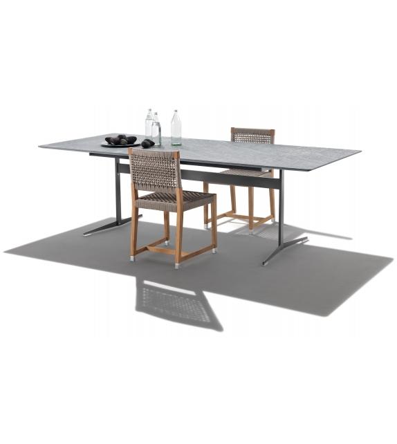 Zefiro Outdoor Flexform Tisch