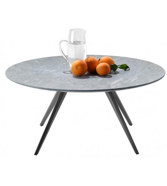 Flexform Zefiro Outdoor Table D'appoint
