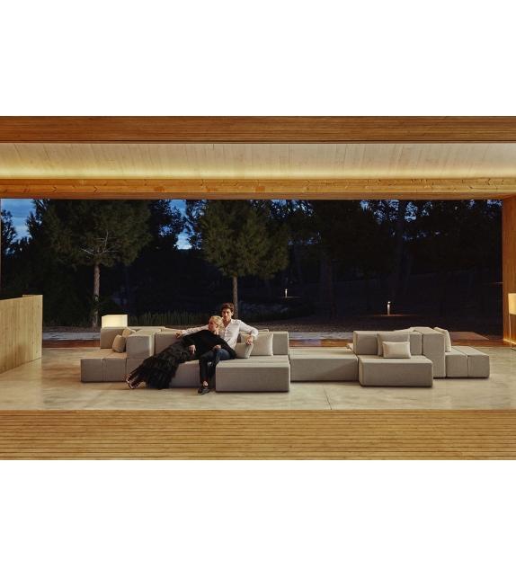 Vondom Tablet Modular Sofa