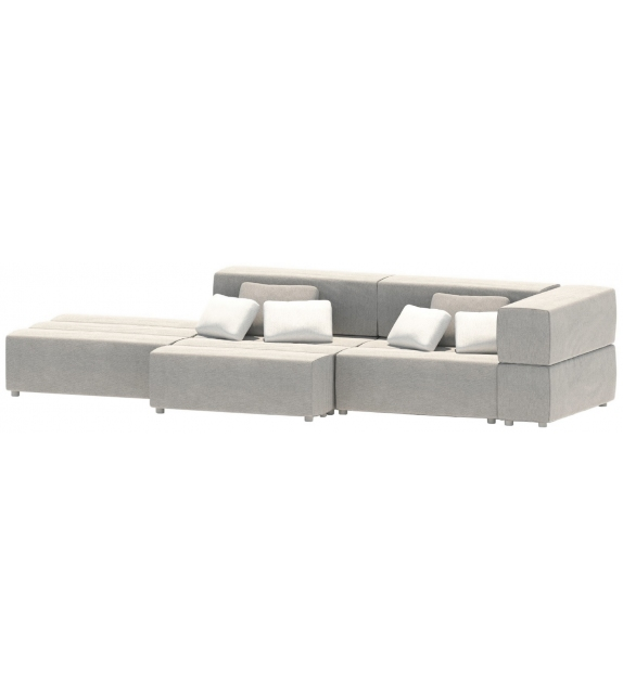 Vondom Tablet Modular Sofa
