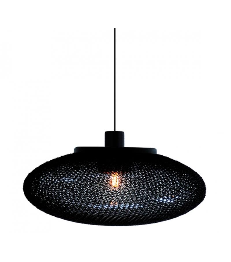 Monsieur Ellipse Tribù Suspension Lamp