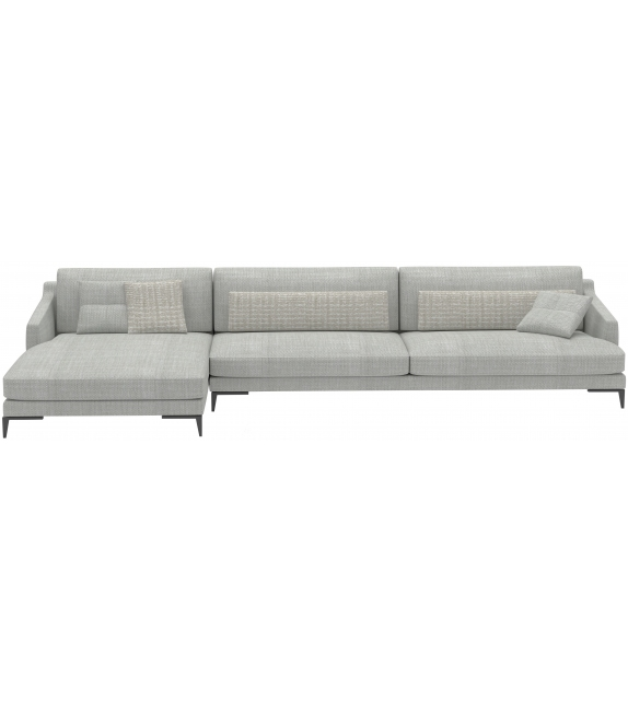 In Ausstellung - Poliform Bellport Sofa