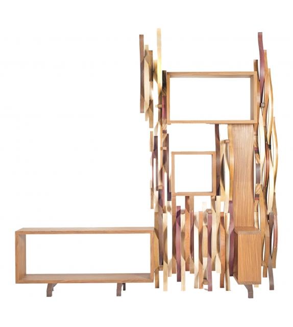 Raccamu Bookcase Ornythos