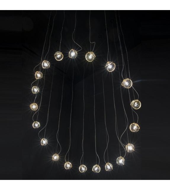 Pug Terzani Suspension Lamp