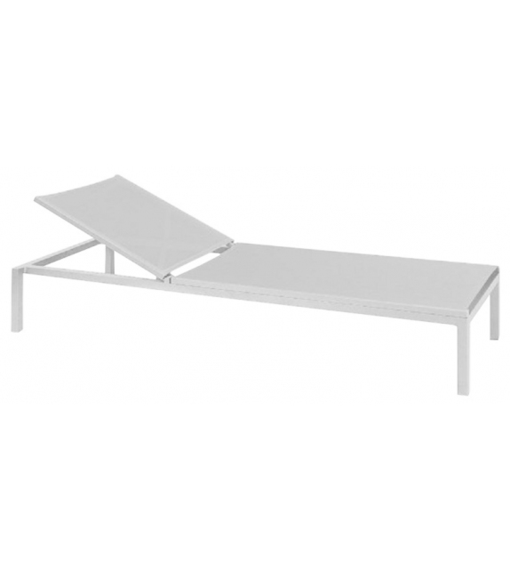 Landscape Via Kettal Chaise Longue Empilable