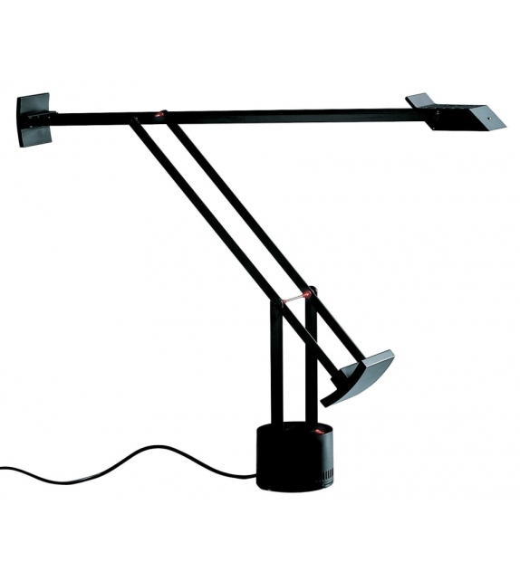 Prêt pour l'expédition - Tizio LED Artemide Lampe de Table
