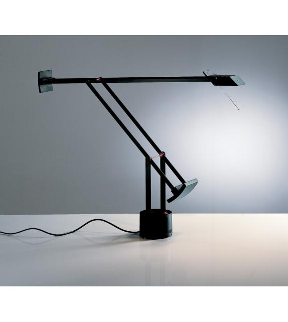 Prêt pour l'expédition - Tizio Micro Artemide Lampe de Table
