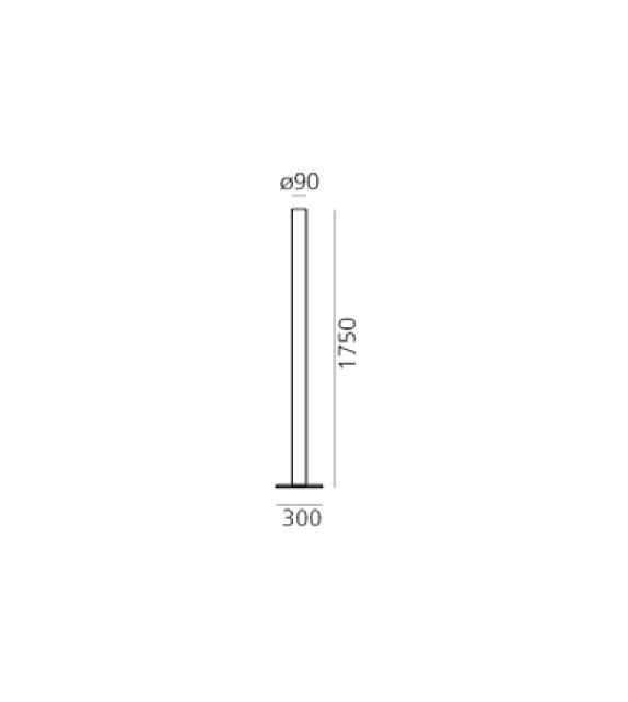 Versandfertig - Ilio Artemide Stehleuchte