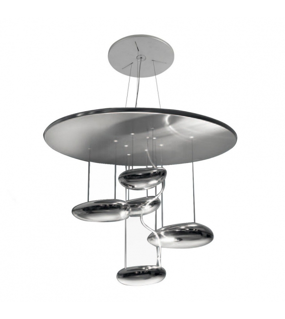 Ready for shipping - Mercury Mini Artemide Suspension Lamp