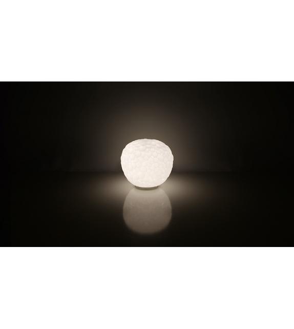 Prêt pour l'expédition - Meteorite Artemide Lampe de Table