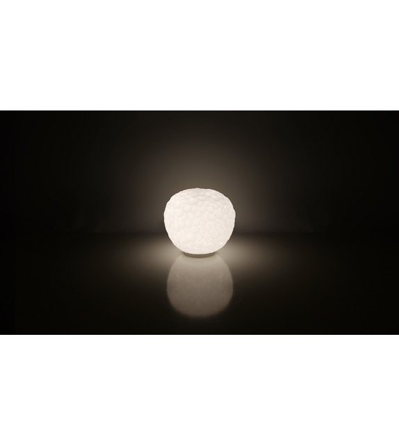 Ready for shipping - Artemide Meteorite Table Lamp