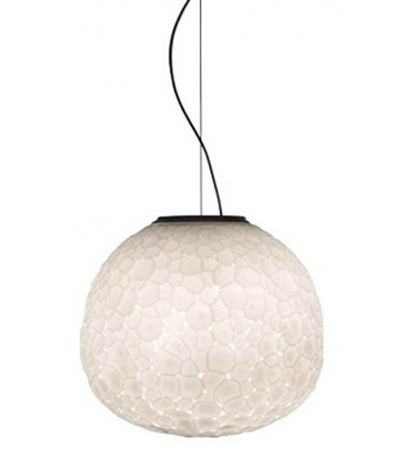 Ready for shipping - Meteorite Artemide Suspension Lamp